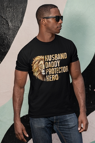 The Man-Husband, Daddy, Protector, Hero
