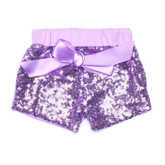 Infant/Toddler Sequin Shorts